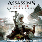 Assassin Creed 3 Highly Compressed [500 MB For PC] Game