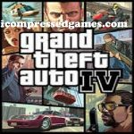 GTA 4 Highly Compressed Free Game For PC (128MB) Download