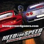 Need For Speed High Stakes Full Compressed PC Game (Full Version)