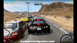 Need For Speed ProStreet Compressed Game