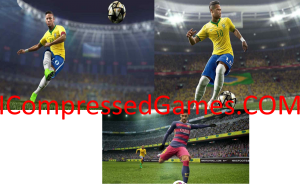 PES 2016 Highly Compressed Game