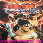 Tekken 5 Highly Compressed PC Game Free Download Full Version