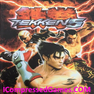 tekken 5 highly compressed