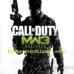 Call of Duty Modern Warfare 3 Highly Compressed PC Game Download