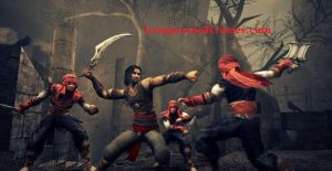 Prince of Persia Warrior Within Trainer