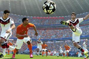 Pro Evolution Soccer GamePlay