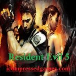 Resident Evil 5 Highly Compressed PC Game Full Version