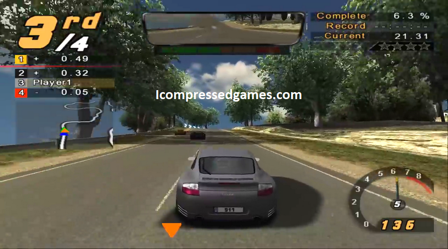 Need For Speed 3 Hot Pursuit Highly Compressed Full Game
