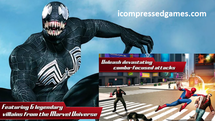 The Amazing Spider Man 2 Highly Compressed