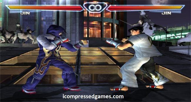 Tekken 4 Full Version